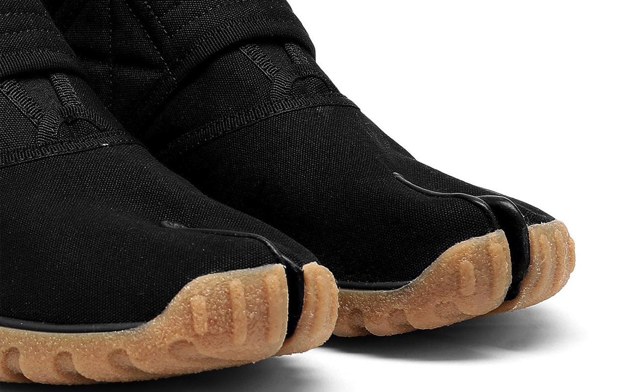 Maison Margiela Tabi Scuba Sneaker 2
