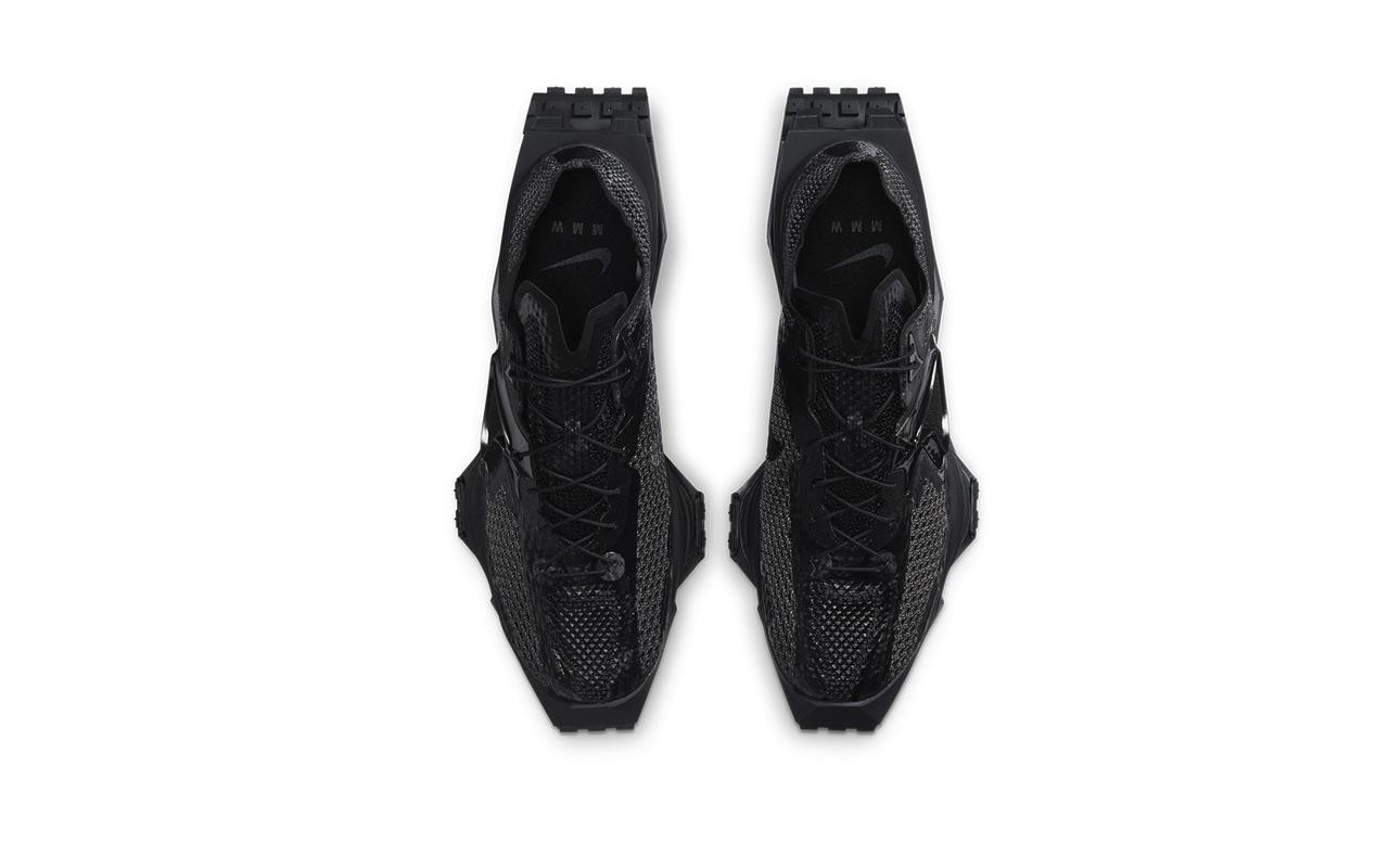 Matthew M Williams Nike Zoom MMW 004 Black Design