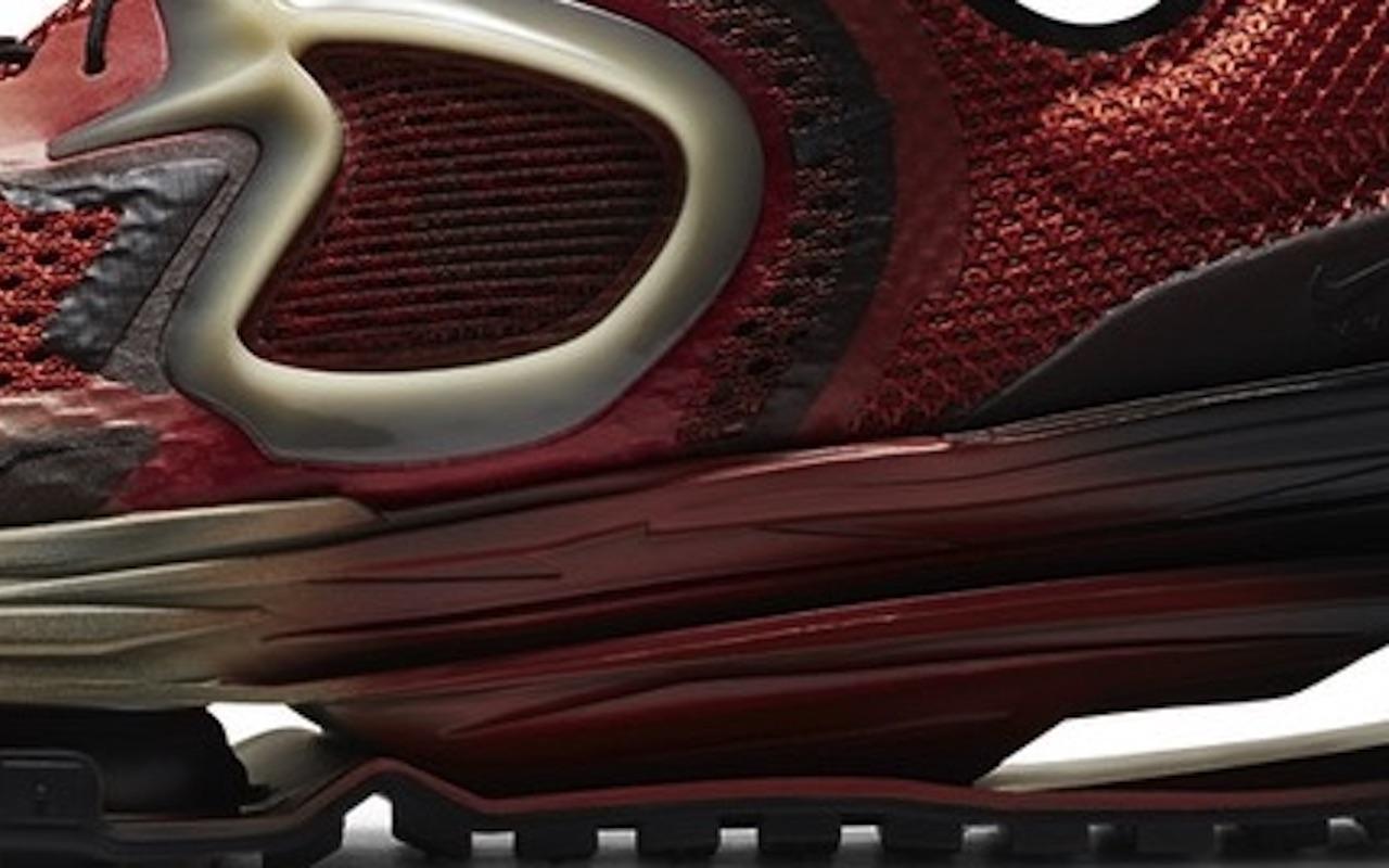 Matthew M Williams Nike Zoom MMW 004 Rust Factor Collab