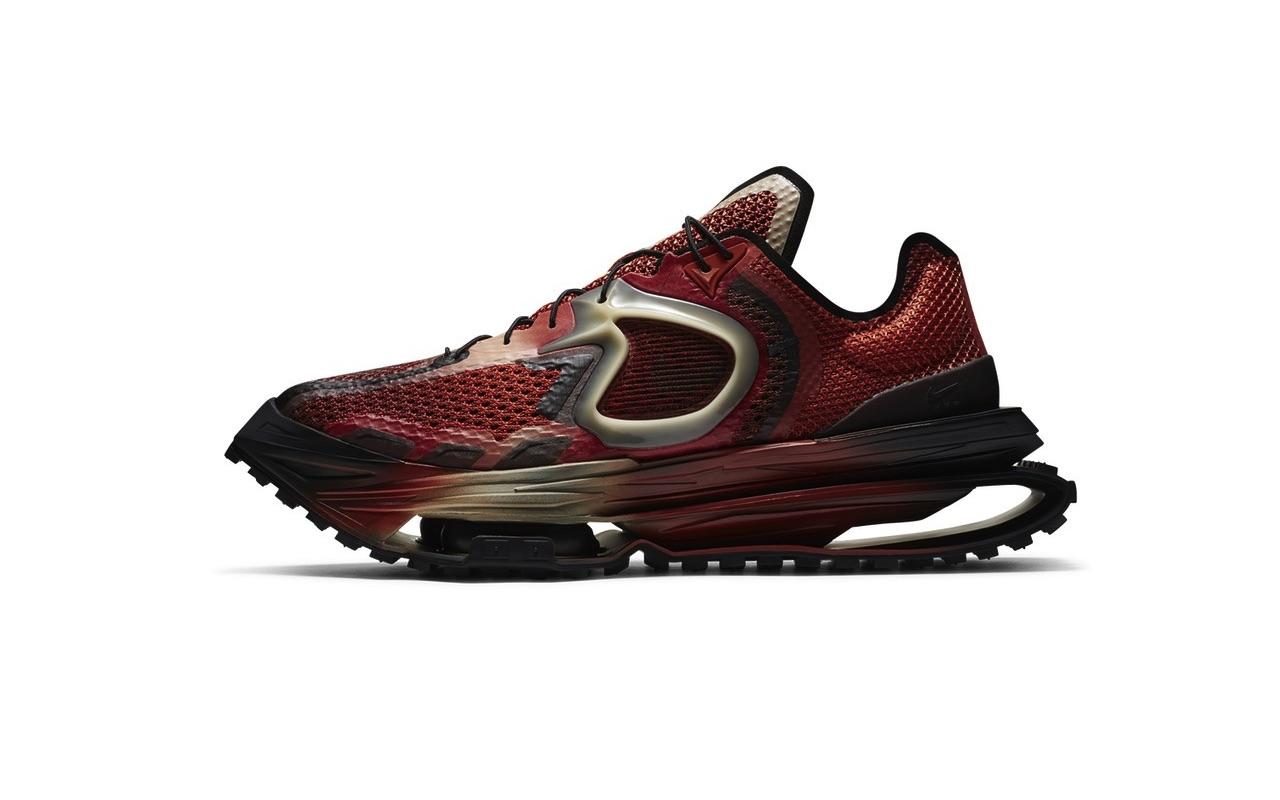 Matthew M Williams Nike Zoom MMW 004 Rust Factor