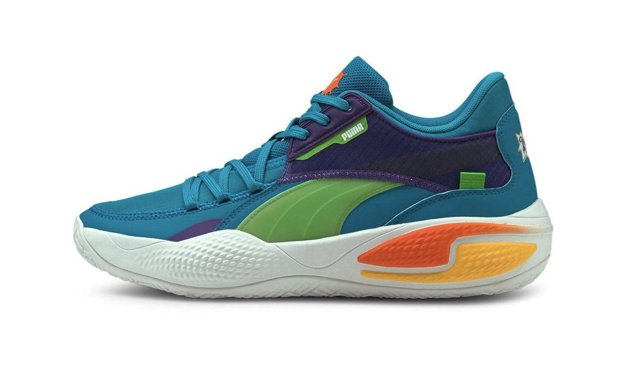 Nickelodeon Puma Hoops Rugrats 30th Anniversary Collection Sneakers
