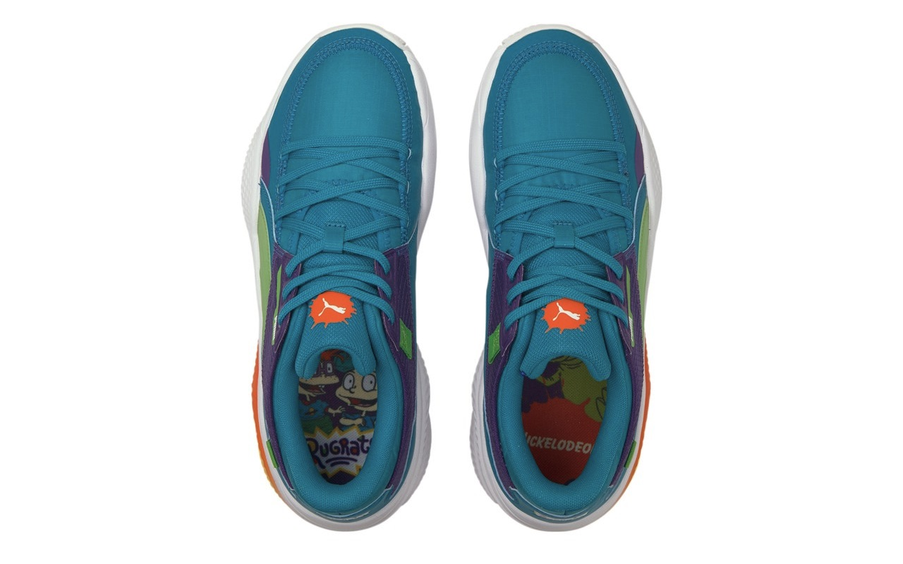 Nickelodeon Puma Hoops Rugrats 30th Anniversary Sneakers Where to Buy