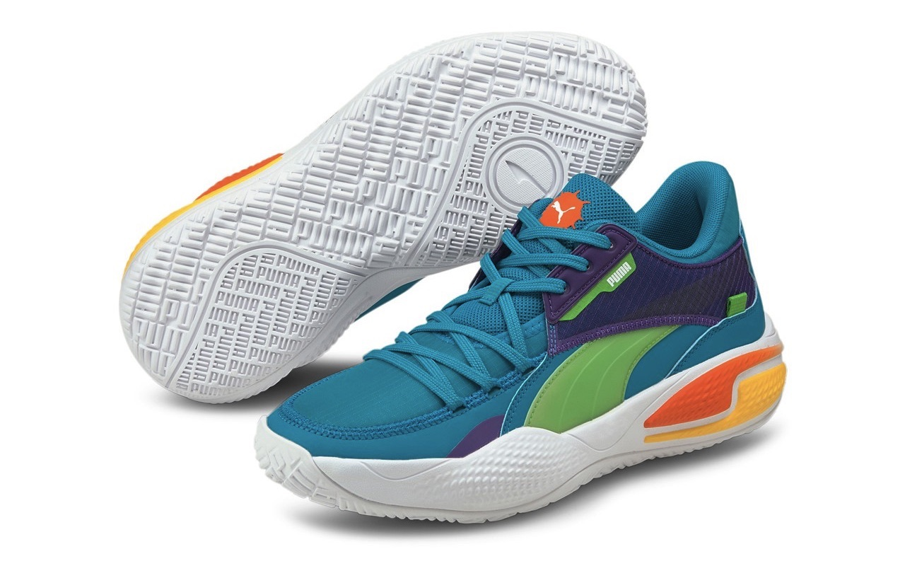 Nickelodeon Puma Hoops Rugrats 30th Anniversary Sneakers