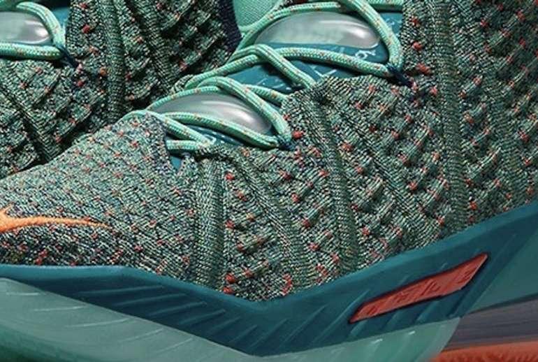 Nike LeBron 18 We Are Family LeBron James Family Foundation 6