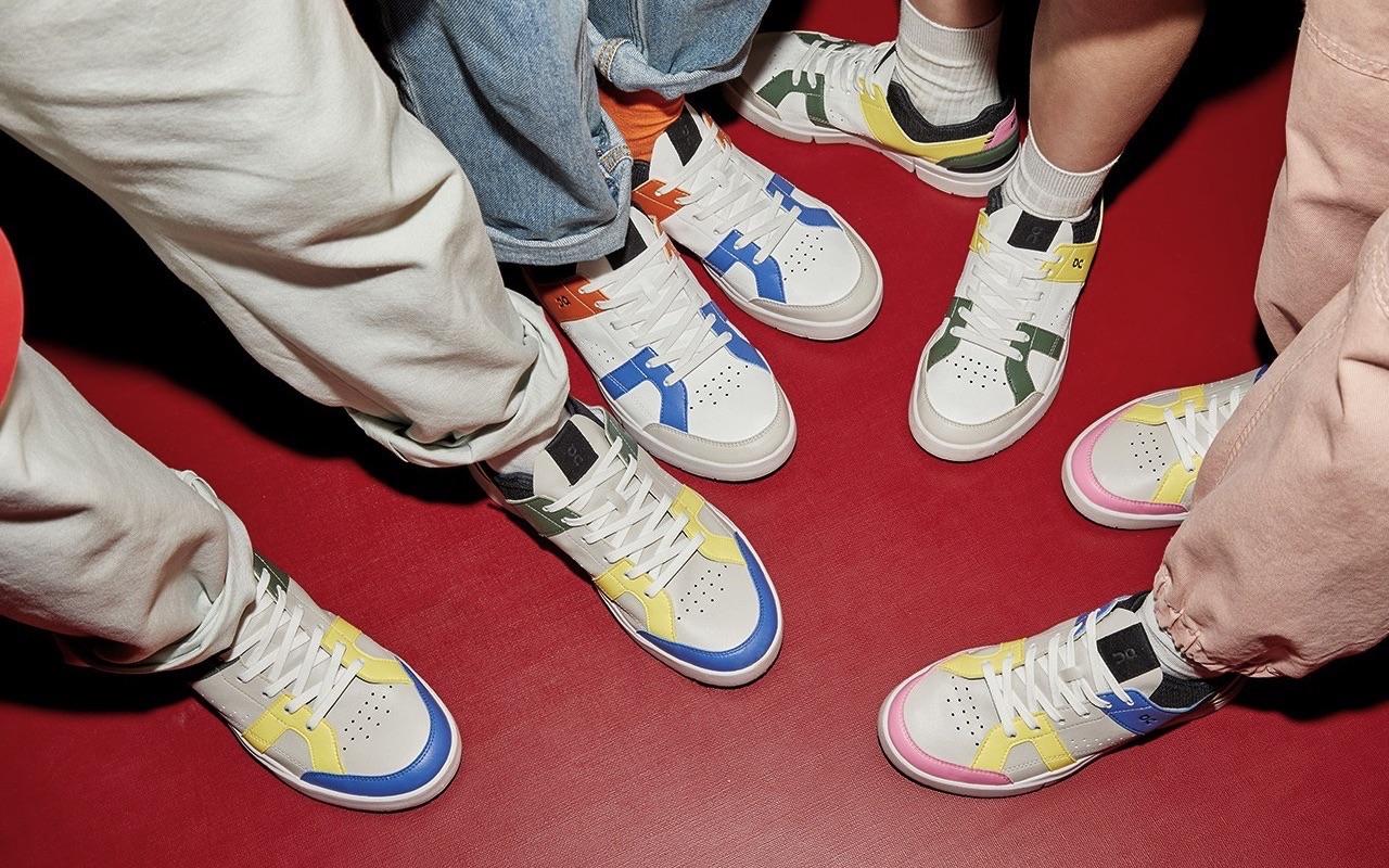 On Roger Federer Tennis Sneakers 2021 B