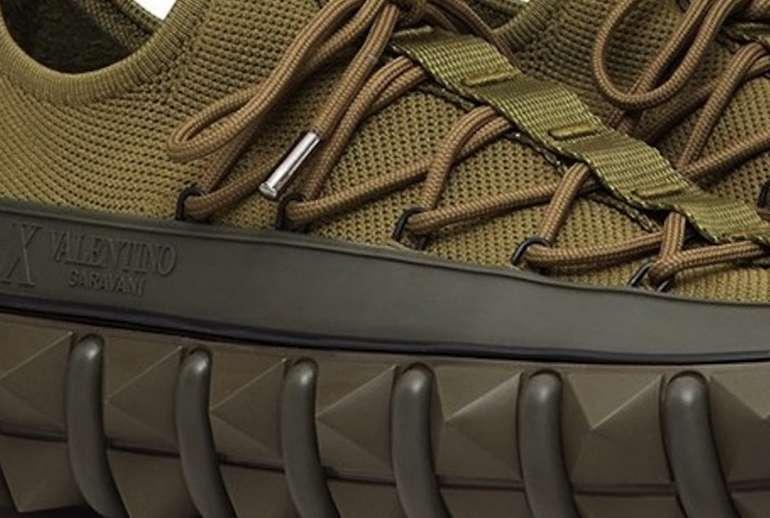 Craig Green X Valentino Garavani Rockstud X Sneakers Price