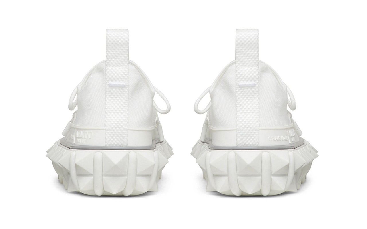 Craig Green X Valentino Garavani Rockstud X Sneakers White