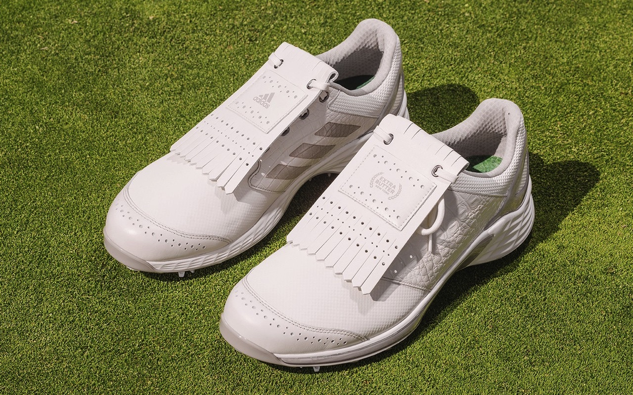 Extra Butter Adidas Golf ZG21 Happy Gilmore 25th Anniversary Edition