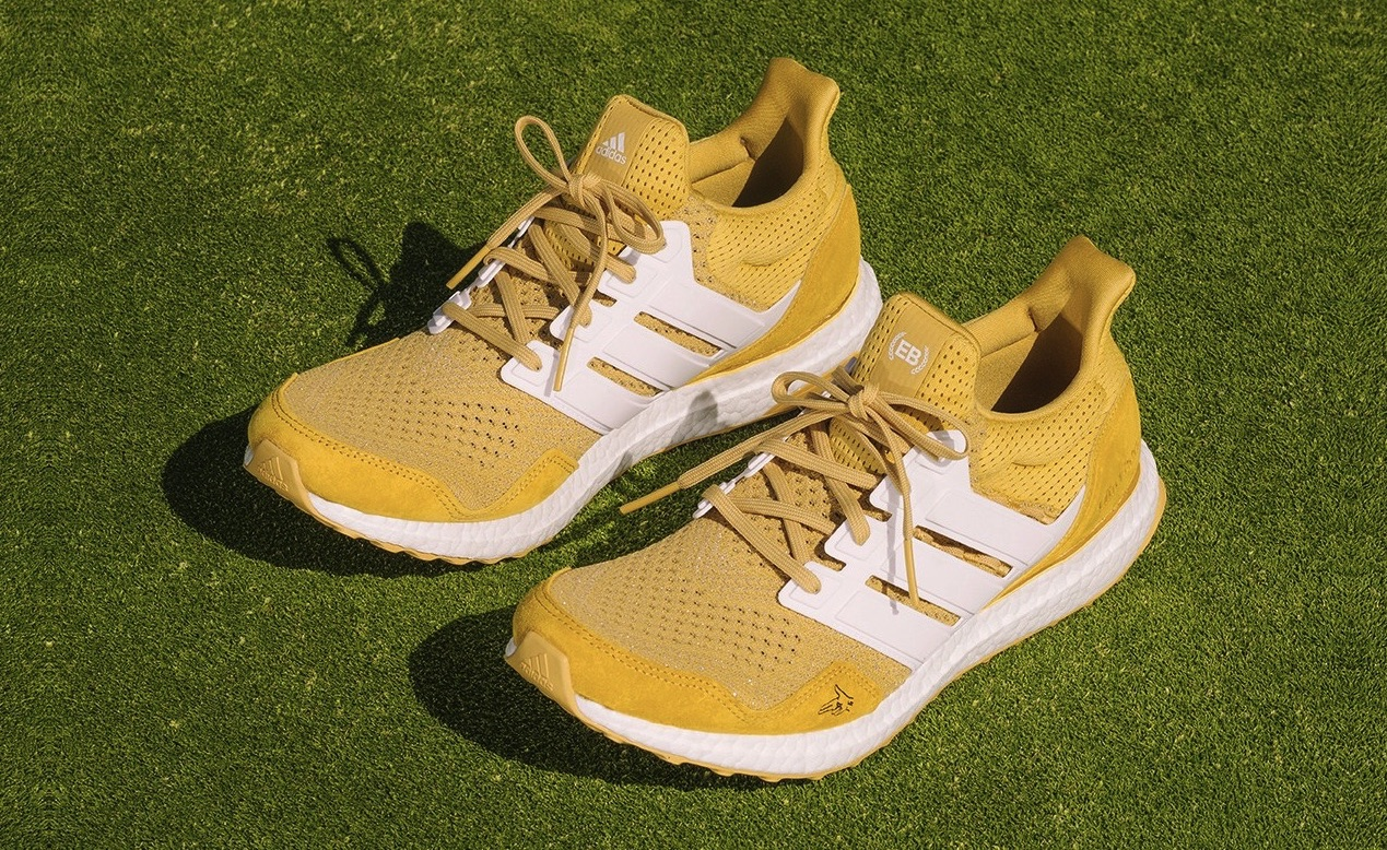 Extra Butter Adidas UltraBOOST 1.0 Golf Happy Gilmore 25th Anniversary Edition