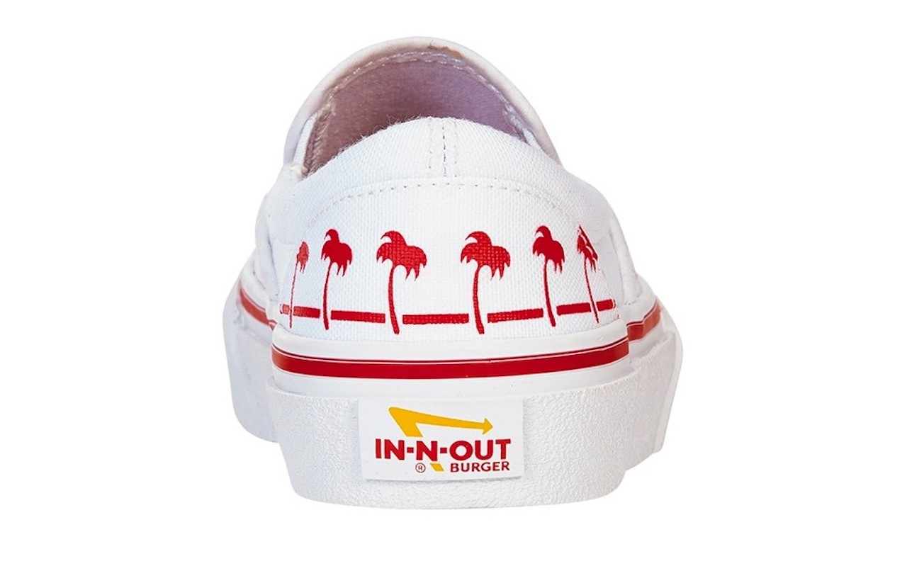 In-N-Out Burger Signature Drink Cup Slip-On Pair