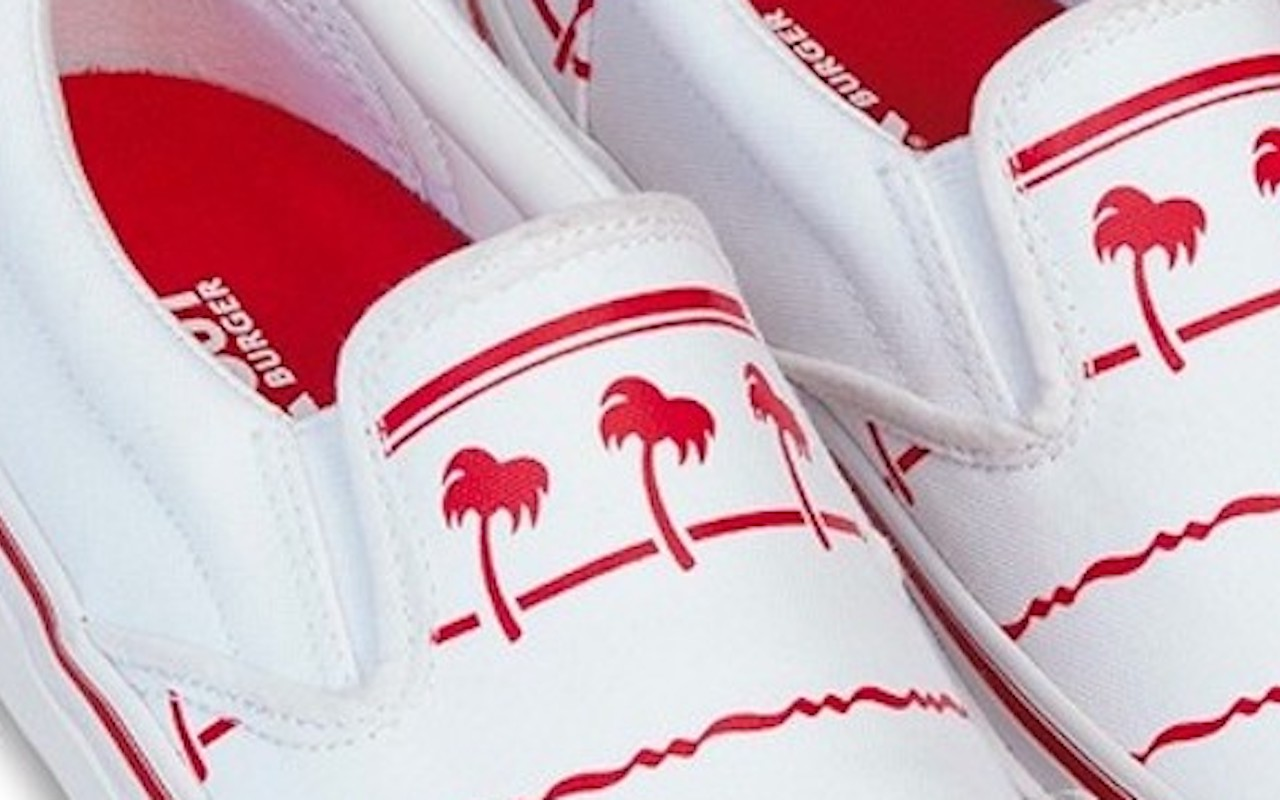 In-N-Out Burger Signature Drink Cup Slip-On Shoes Launch Date