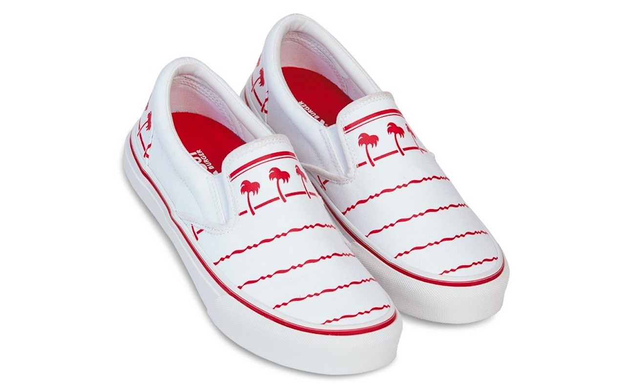 In-N-Out Burger Signature Drink Cup Slip-On Shoes Price