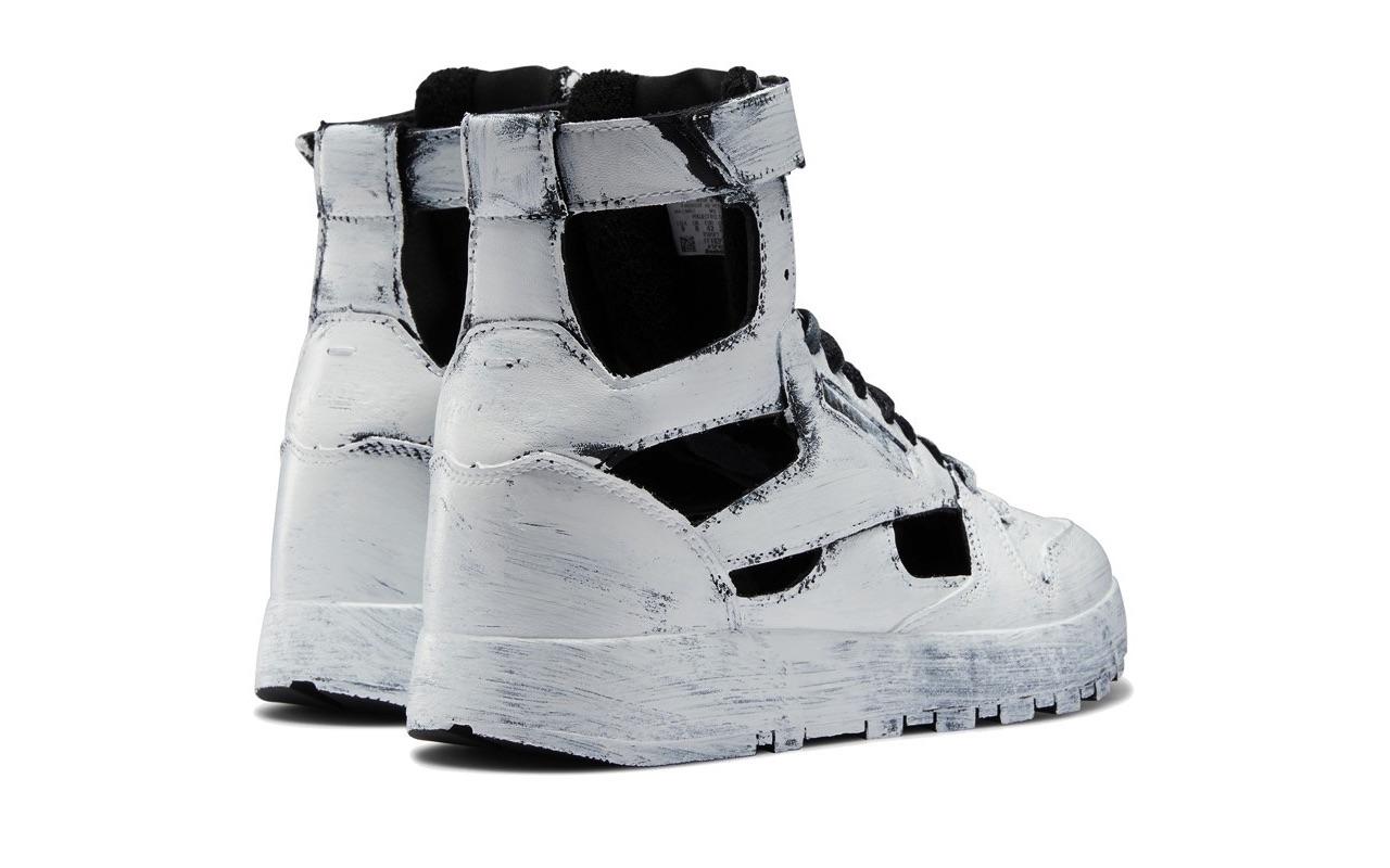 Maison Margiela Reebok Classic Leather Tabi High Gladiator 3
