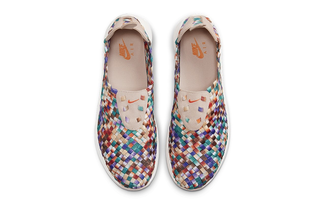 Nike Air Woven Multi-Color Shoes Price