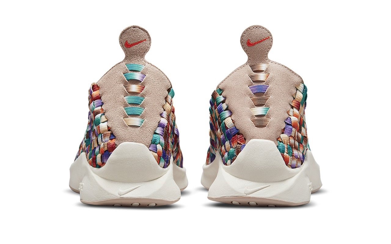 Nike Air Woven Multi-Color Shoes Where to Buy