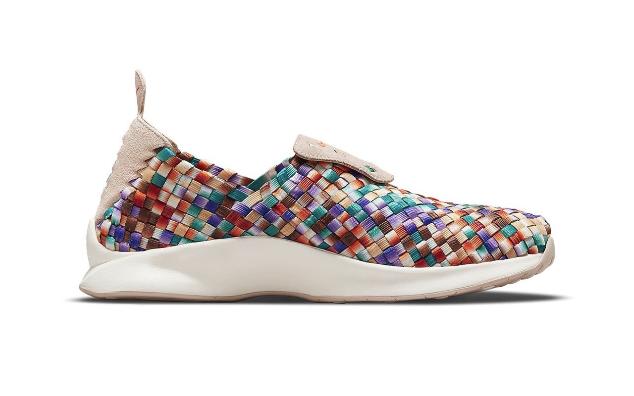 Nike Air Woven Multi-Color Shoes