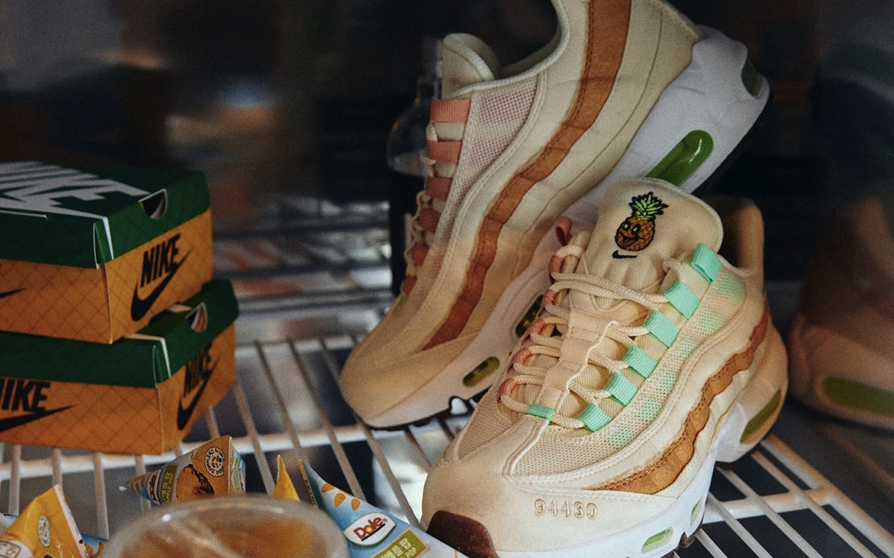 Nike Happy Pineapple Pack Collection