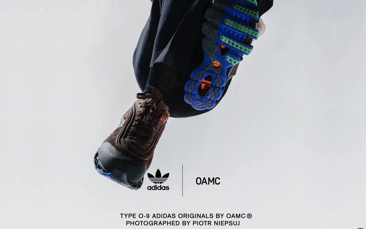 OAMC Adidas Type O-9 Launch