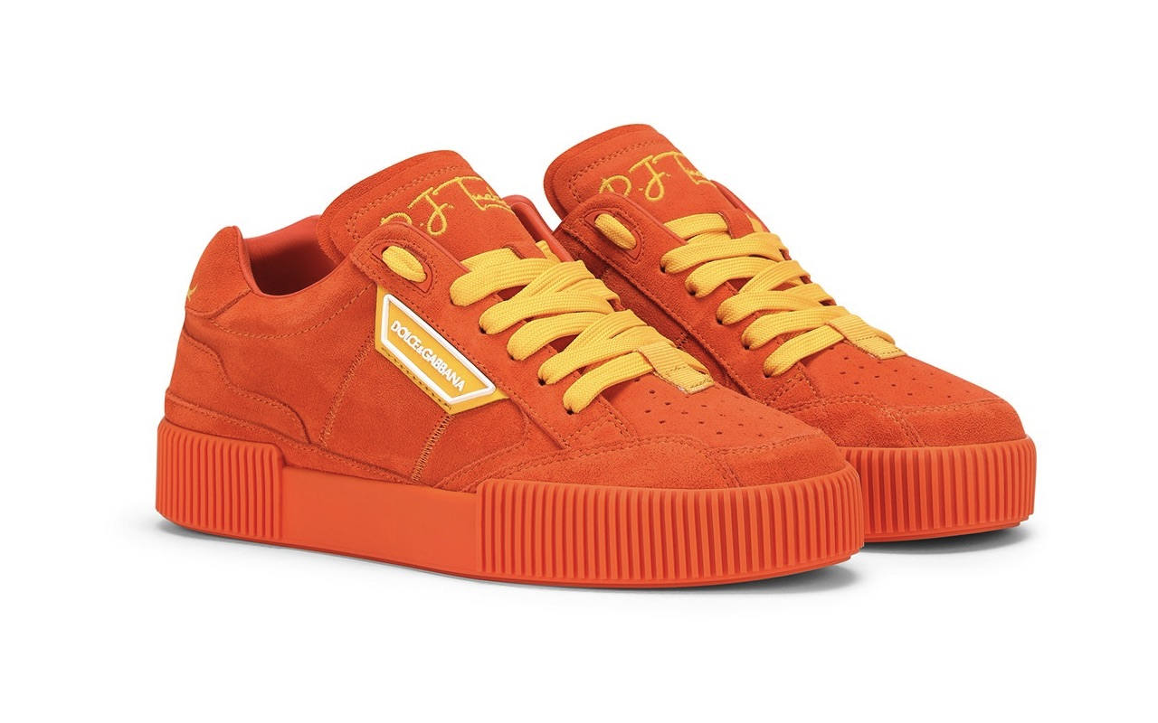 PJ Tucker Dolce Gabbana Miami Sneaker Collection
