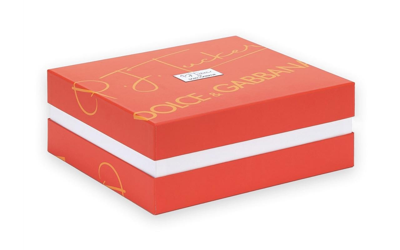 PJ Tucker Dolce Gabbana Miami Sneakers Sicilian Orange Design