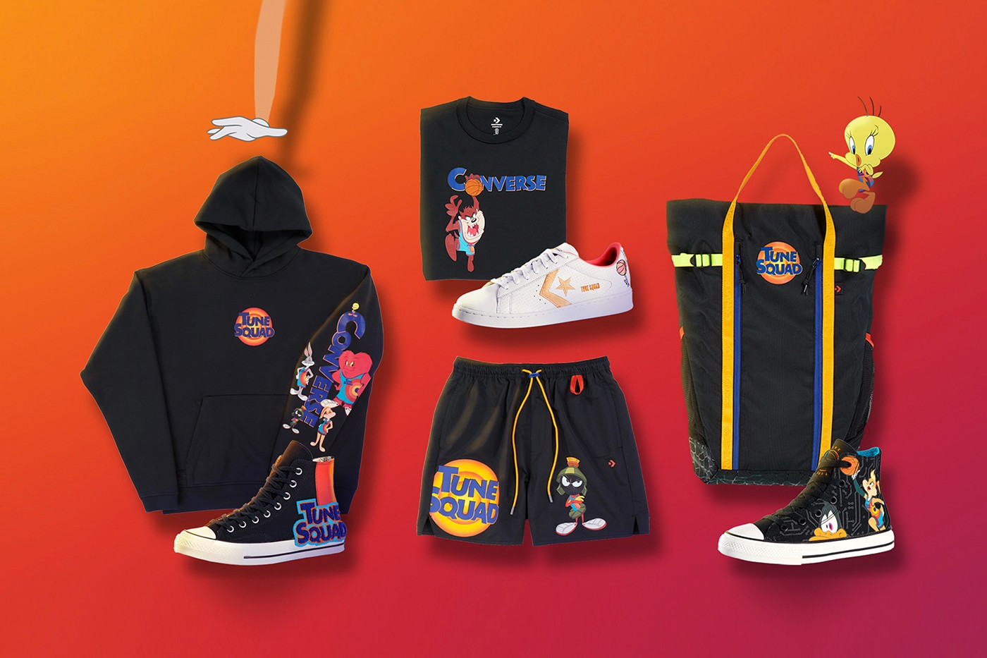 Space Jam A New Legacy Converse Collection