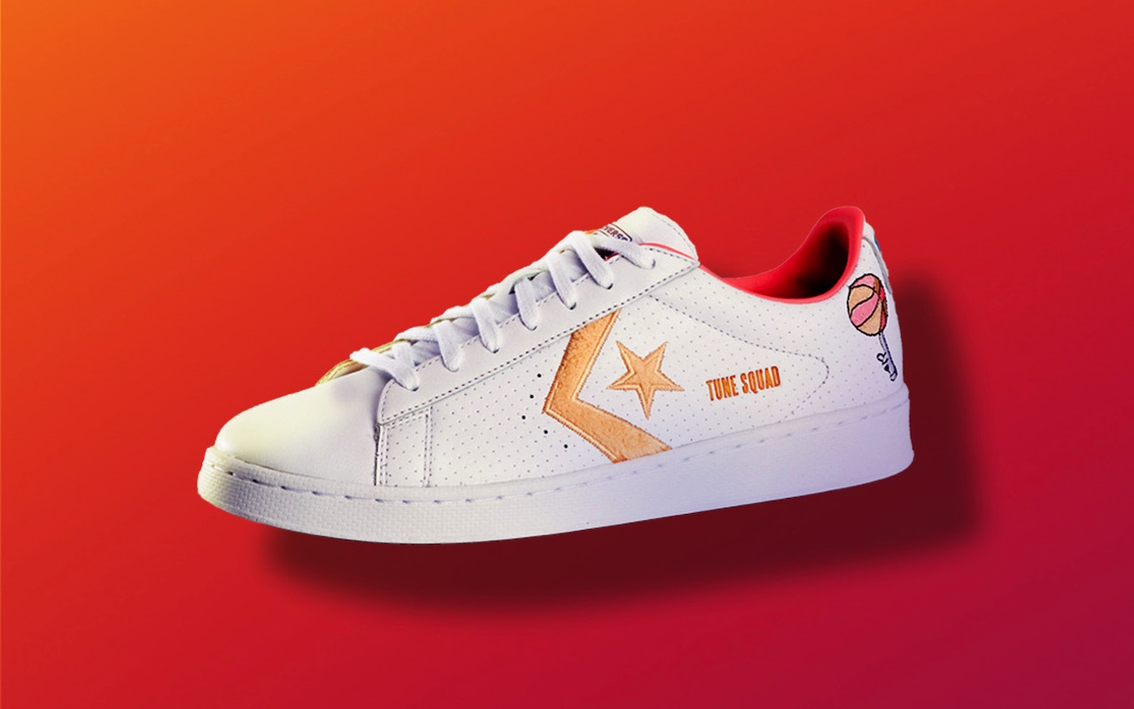 Space Jam A New Legacy Converse Pro Leather
