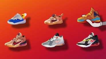 Space Jam A New Legacy Footwear