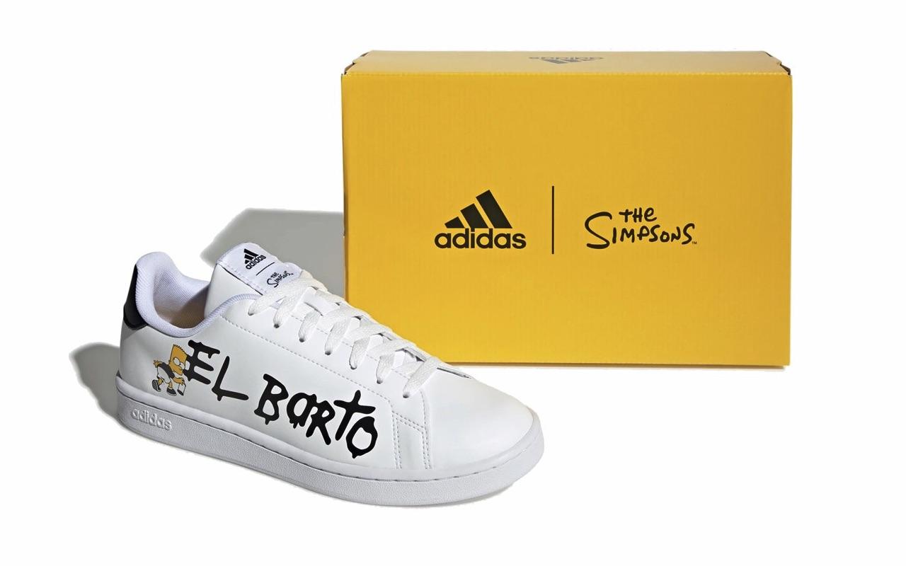 The Simpsons Adidas Advantage El Barto Price