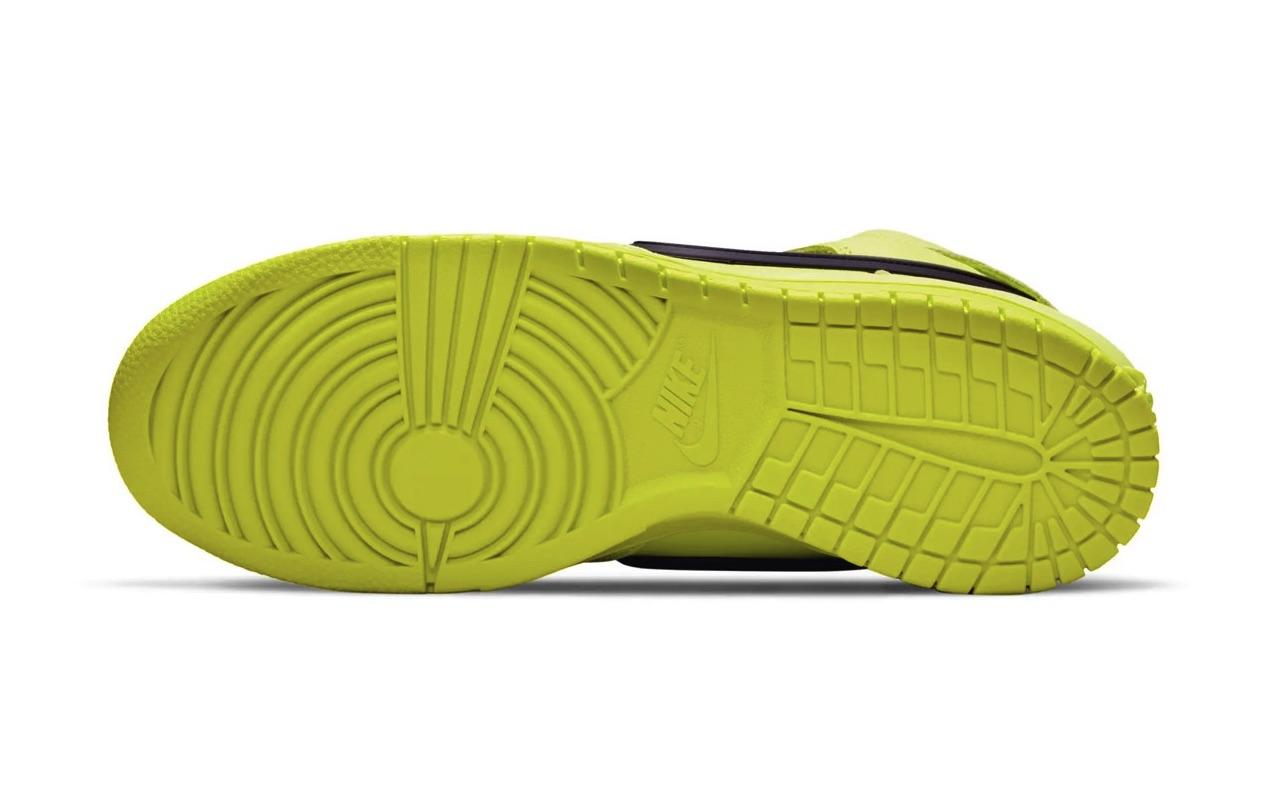 AMBUSH x Nike Dunk High Flash Lime Launch