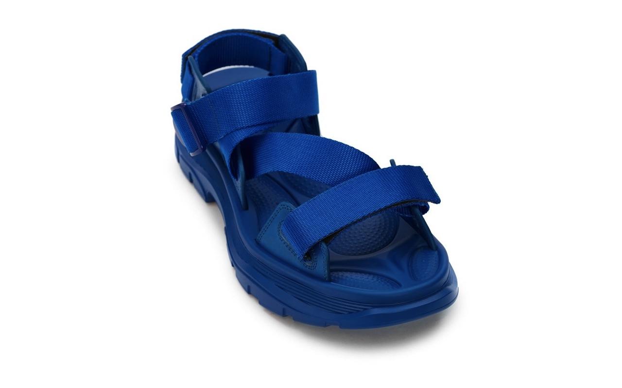 Alexander McQueen Tread Sandal Ultramarine Blue