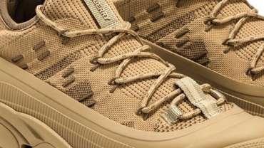 Burberry Arthur Sneaker British Tan Honey Design