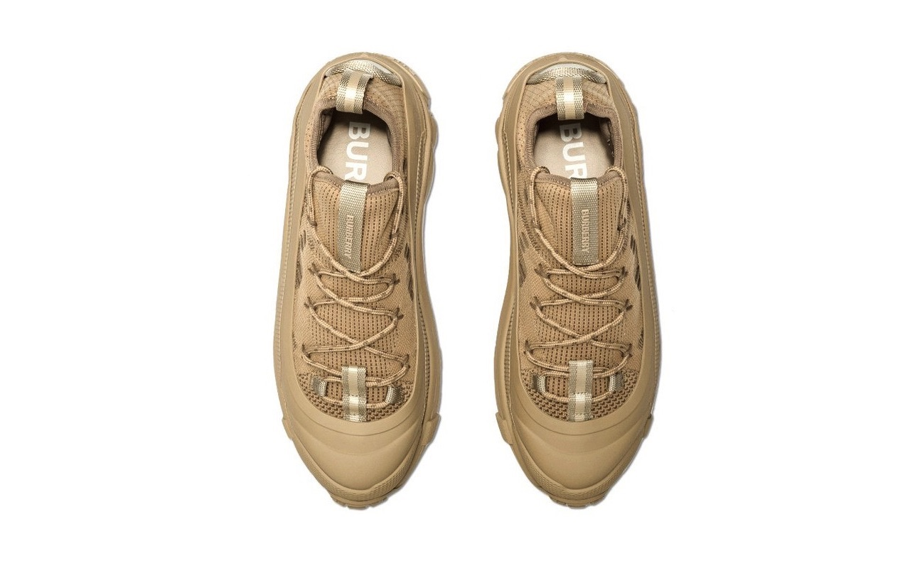 Burberry Arthur Sneaker British Tan Honey Sneakers Where to Buy