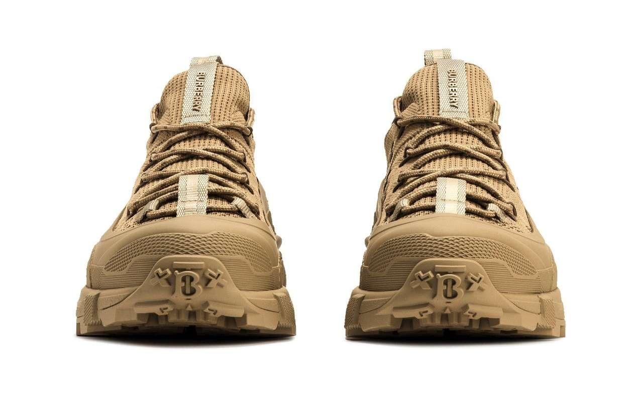Burberry Arthur Sneaker British Tan Honey Sneakers
