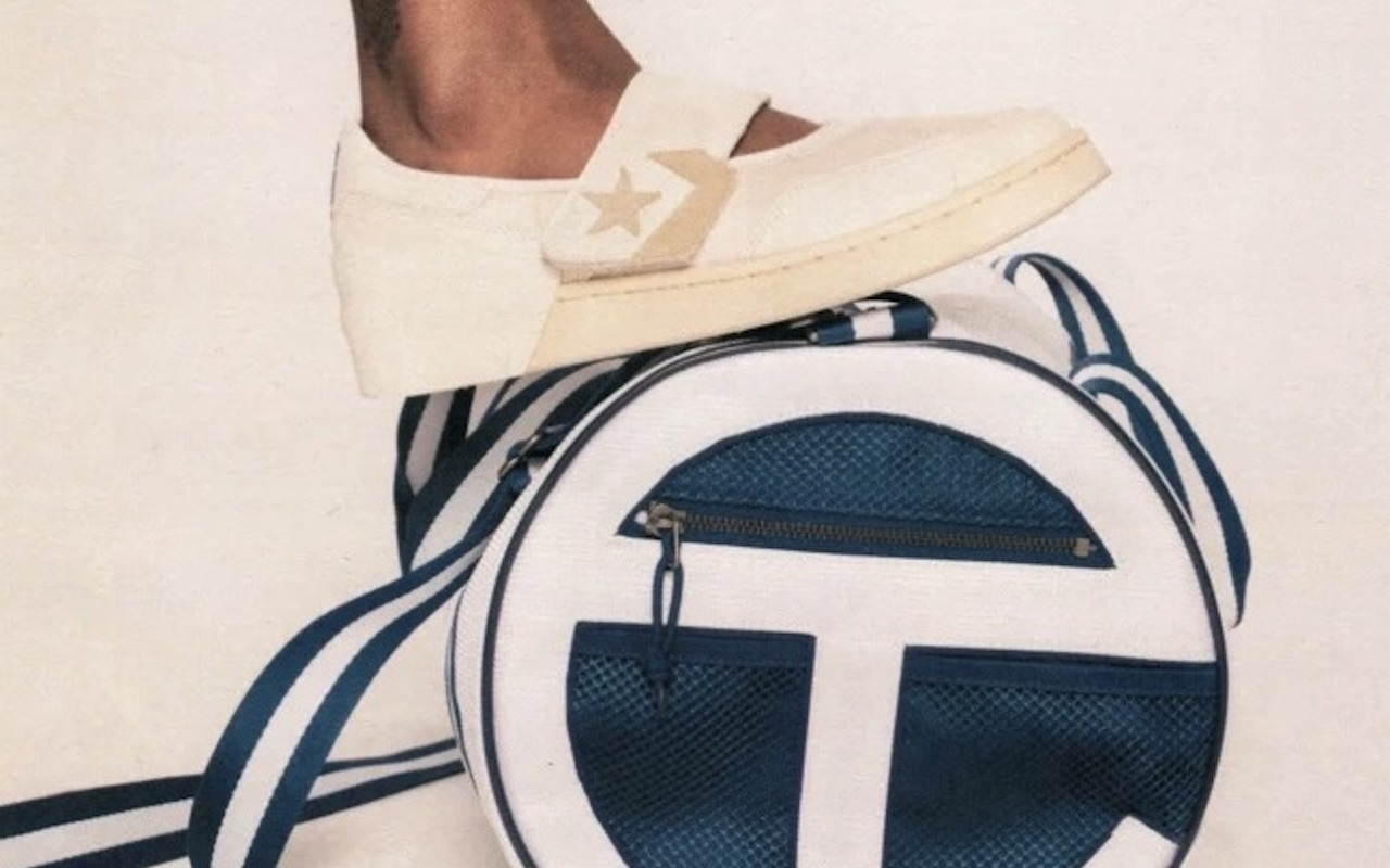 Converse x TELFAR Pro Leather Mary Jane Dufffle