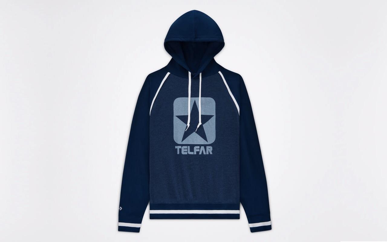 Converse x TELFAR T-Shirt Hoodie
