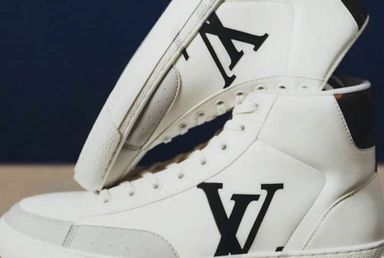 Louis Vuitton Charlie Unisex Sneakers