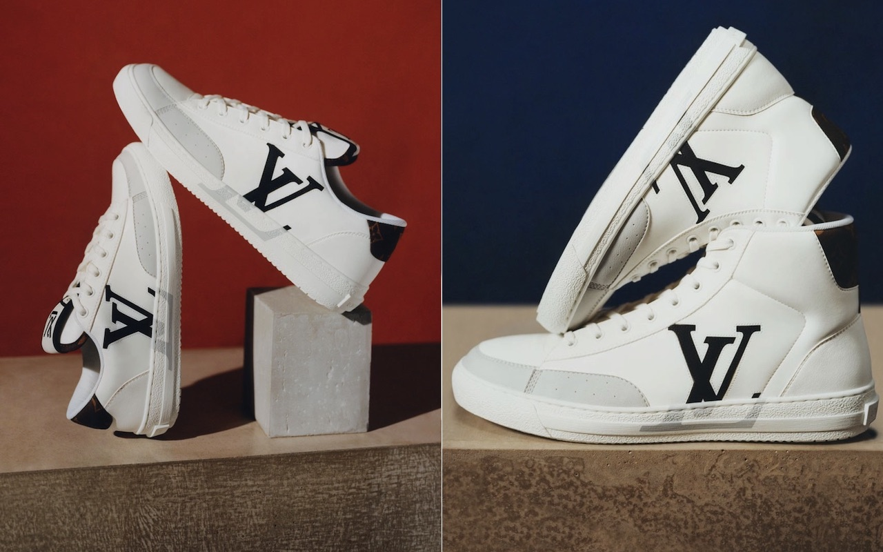 Louis Vuitton Charlie Unisex Sneakers Price