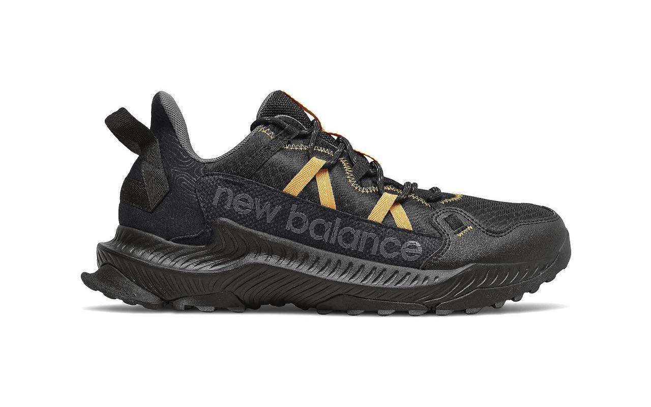 New Balance Shando Sneakers Black Gold