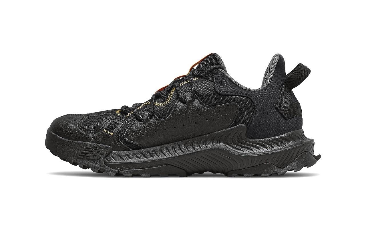 New Balance Shando Trail Sneakers Black Gold