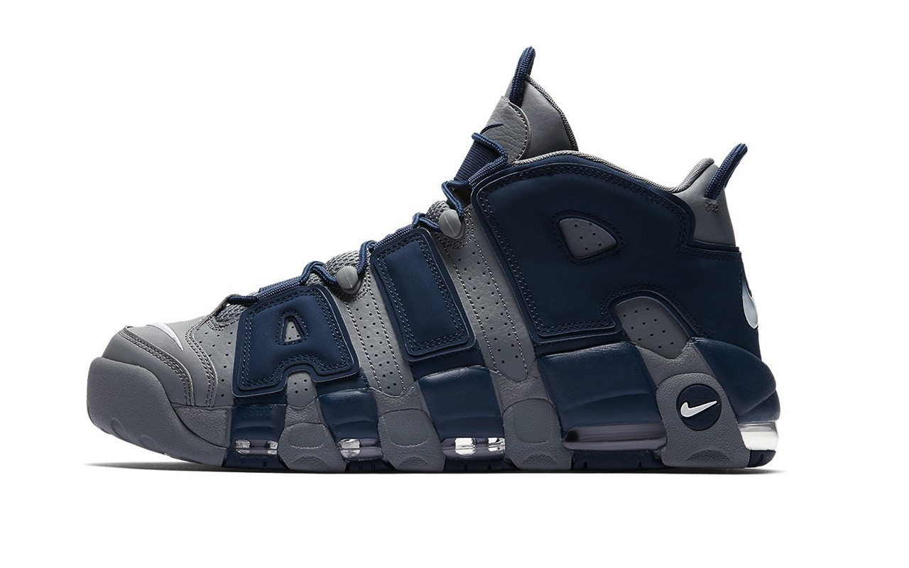 Nike Air More Uptempo Loud and Clear Colorway
