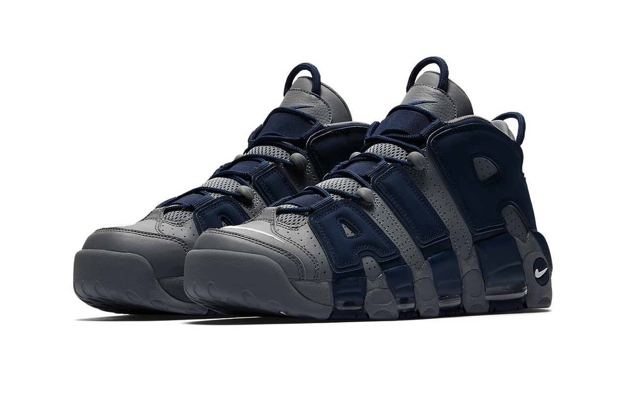 Nike Air More Uptempo Loud and Clear Release