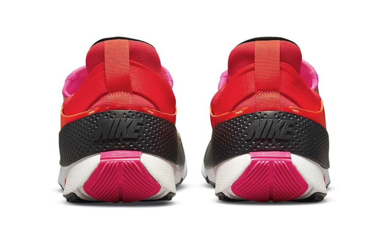 Nike GO FlyEase Red Black Release