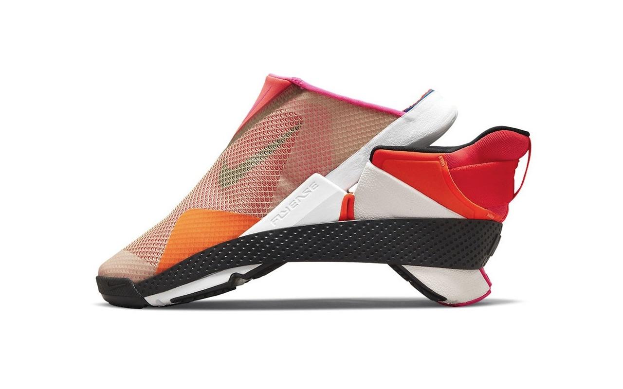 Nike GO FlyEase Red Black