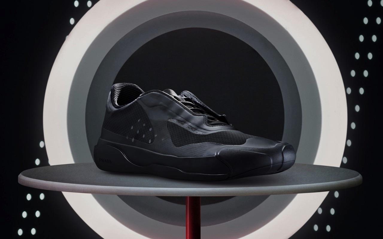 Prada Adidas A+P LUNA ROSSA 21 Core Black Red