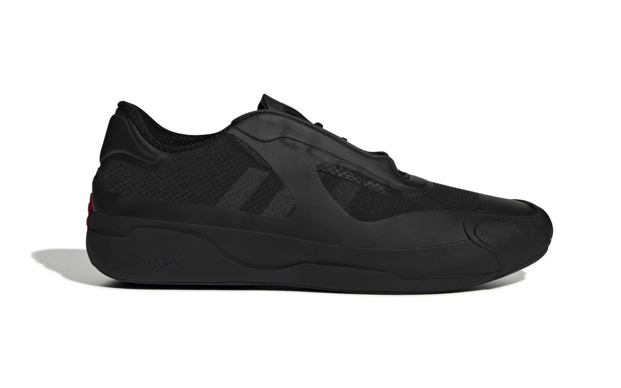 Prada Adidas A+P LUNA ROSSA 21 Core Black Red Release