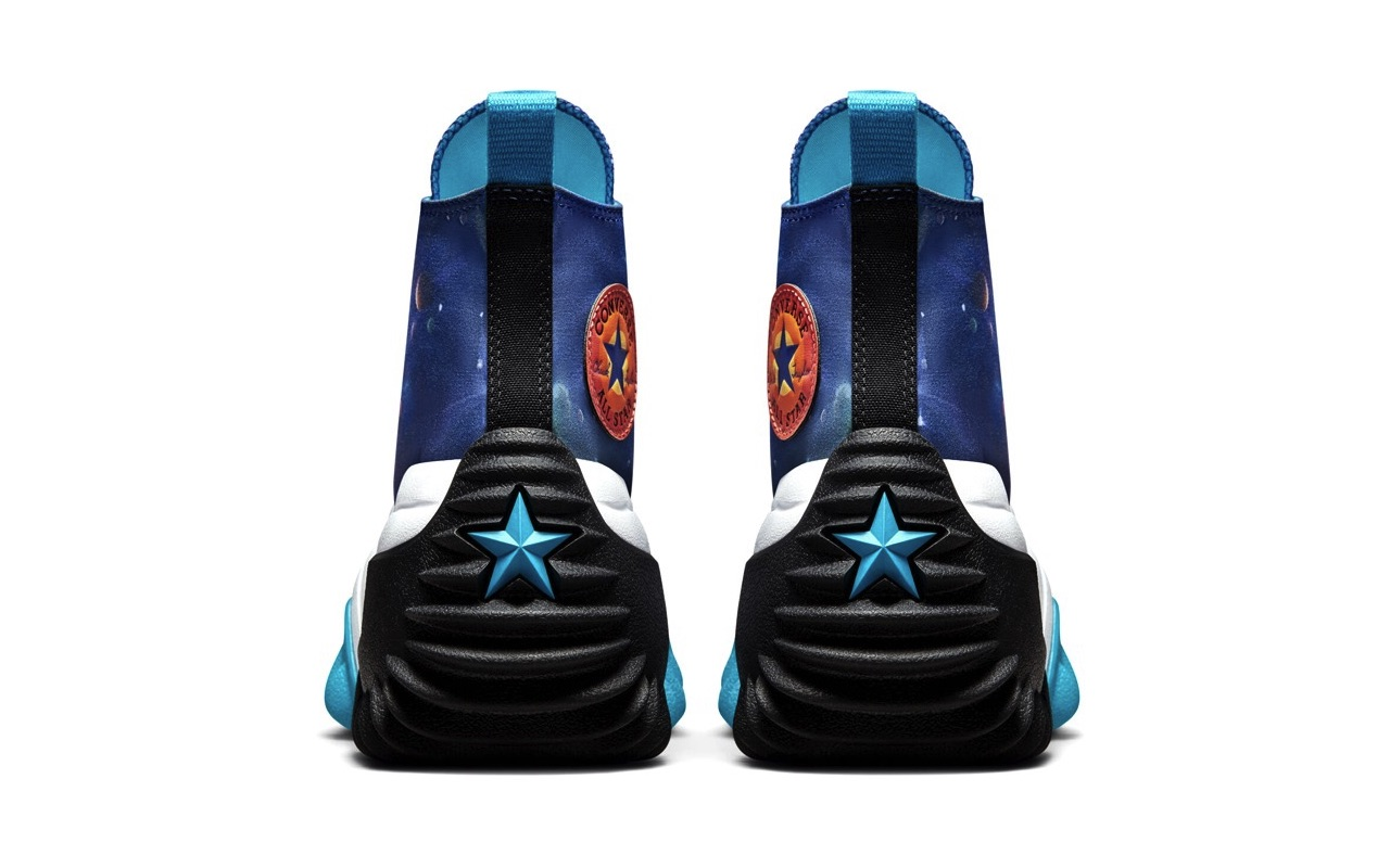 Space Jam New Legacy Converse's Run Star Motion Cosmic Server Verse Launch