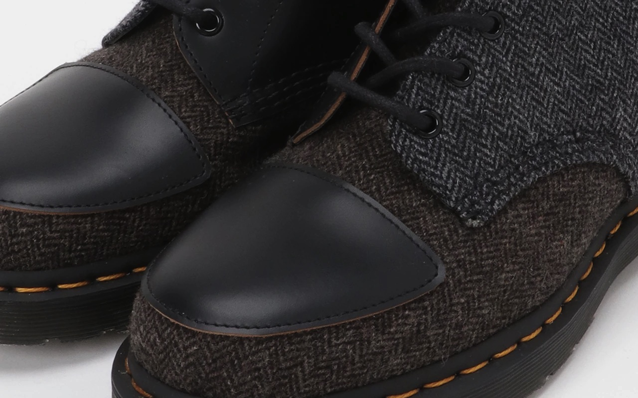Y's × Dr.Martens 10-EYE BOOT MOON FABRIC Price