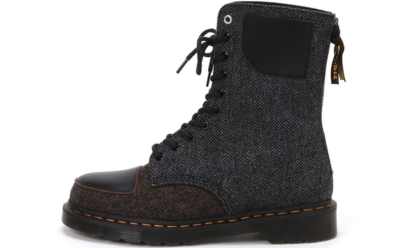 Y's × Dr.Martens 10-EYE BOOT MOON FABRIC Where to Buy