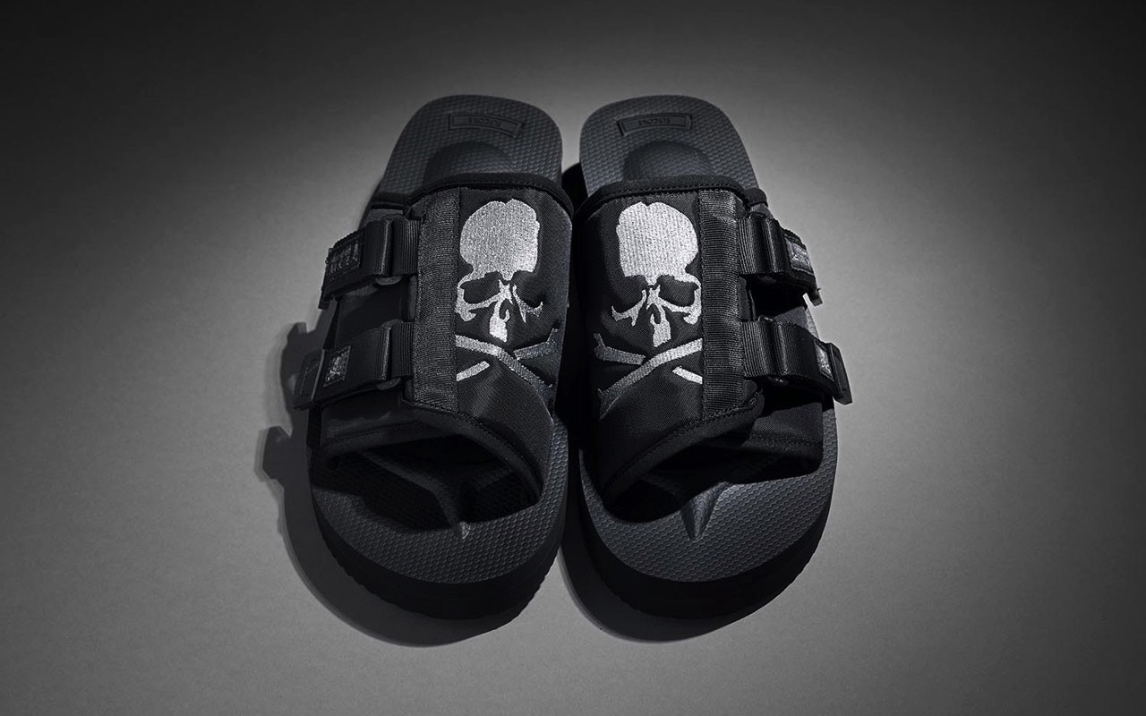 mastermind JAPAN Suicoke Team Limited-Edition Collaboration KAW Slide Where to Buy