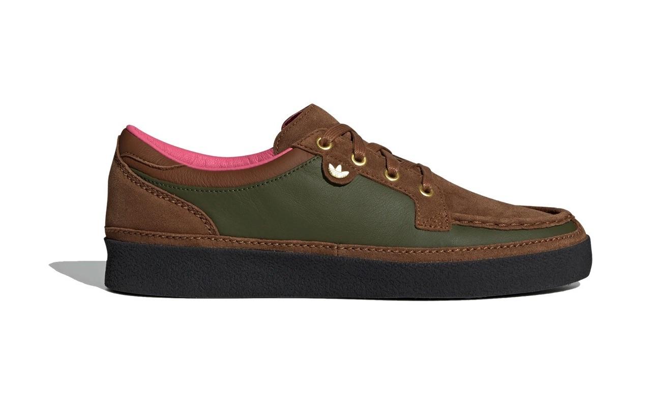 Adidas McCarten Simpsons Left Handers Rule Shoes 2